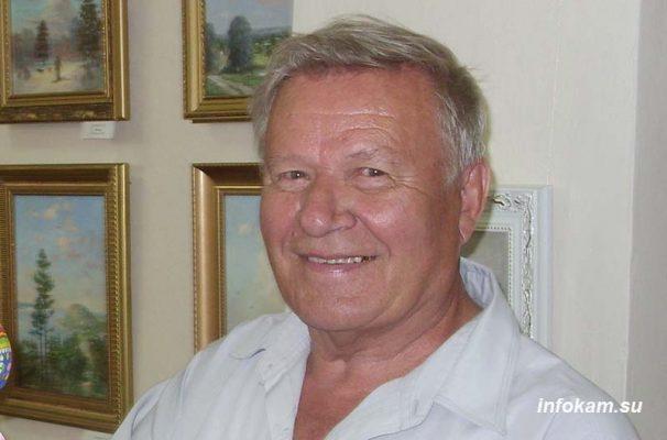 Павел Бутяев (из архива infokam.su, 2009 год)