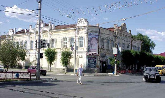 Дом А.И. Альтухова (наши дни)