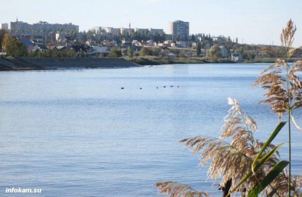 Река Камышинка