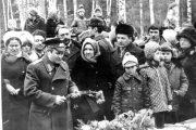 На месте гибели Гагарина и Серегина