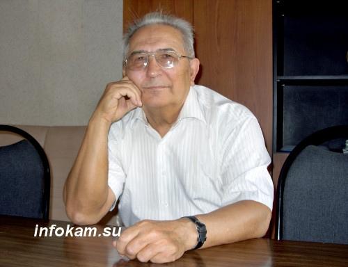 Михаил Харитонов (2012 год)