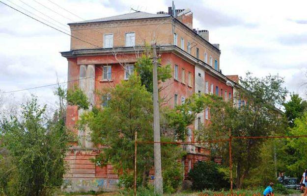 Дом на Краснодонской (до капитального ремонта)
