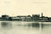 Мельница Е.Д. Райсиха. Почтовая карточка (ориентировочно 1907-13 годы)