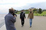 Дмитрий Нижегородский: прогулка по Камышину в рамках проекта «Пешком вдоль Волги»
