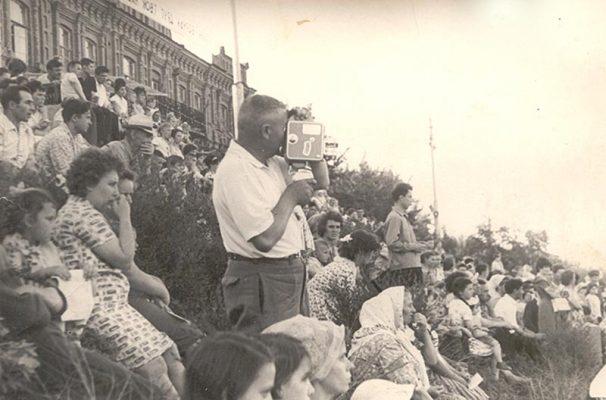 День рождения Камышина. 1968 год