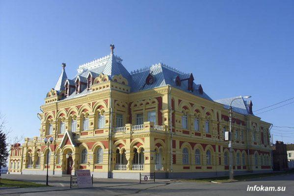 Камышинский историко-краеведческий музей (Земский дом)
