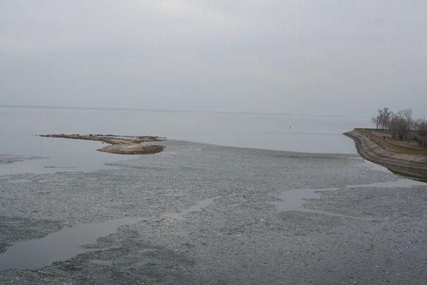 Островок в 2010 году