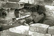 Легендарный снайпер, Герой Советского Союза Василий Зайцев
