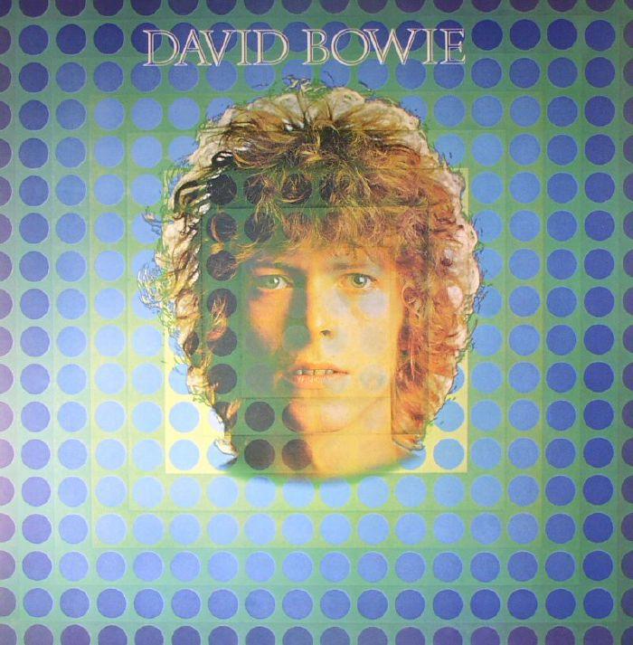 Альбом David Bowie. Space oddity»