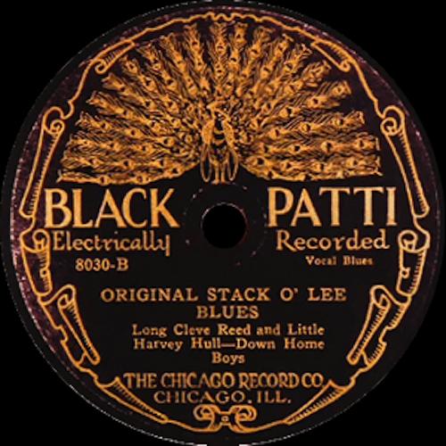 «Альбом Long Cleve Reed & Little Harvey Hill. Original Stack O'Lee Blues»