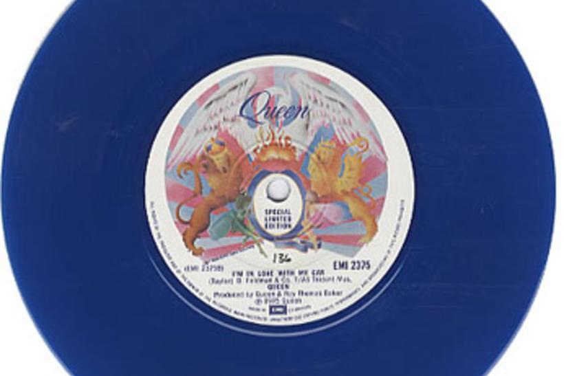 «Альбом Queen. Bohemian rhapsody»
