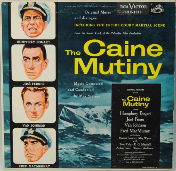 «Альбом The Caine mutiny»