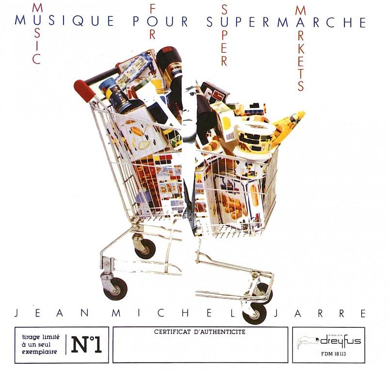 «Альбом Jean Michel Jarre. Music for Supermarkets»