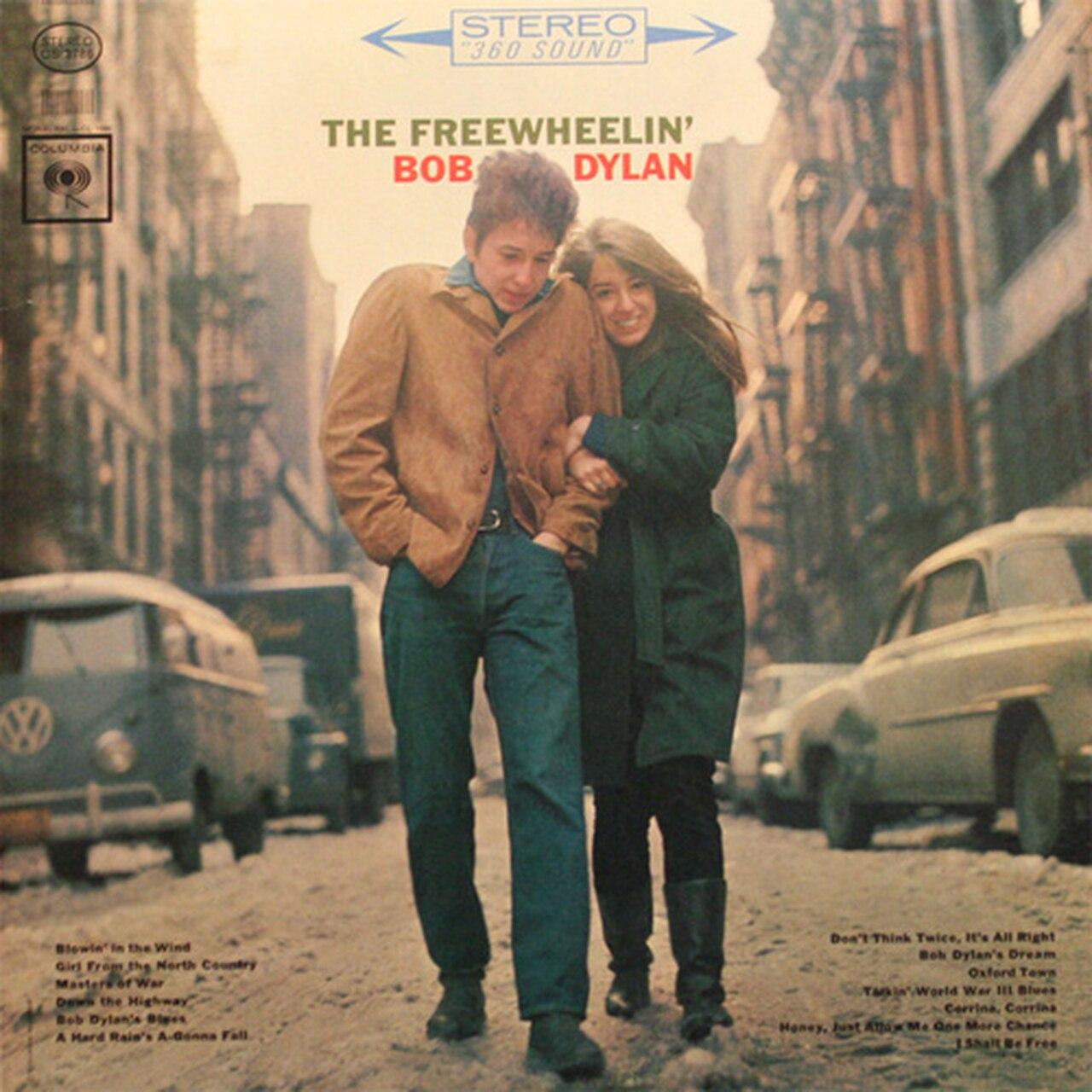 «Альбом Bob Dylan. The Freewheelin»