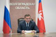 Губернатор Волгоградской области Андрей Бочаров (пресс-служба администрации региона)