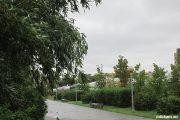 Камышин. Парк военной техники под открытым небом