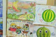 Детские работы на арбузную тематику