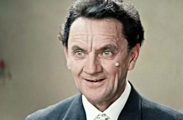 Актер Николай Романов