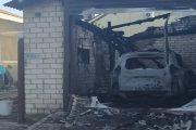 На месте пожара (группа «Подсмотрено. Камышин», https://vk.com/kamyshinvideo)