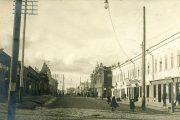 Камышин. Проспект Александра II (среди лавок — лавка колониального товара)