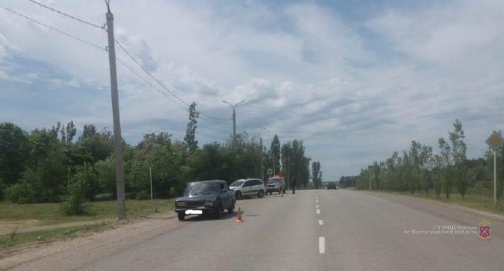 На месте ДТП (пресс-служба ГУ МВД по Волгоградской области)