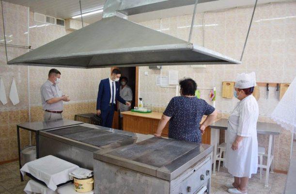 Проверка готовности к приему дежурных групп (пресс-служба администрации Камышина)