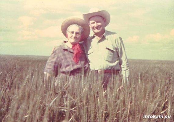 Канада. Семья Келлерн, покинувшая Камышинский уезд в начале XX века