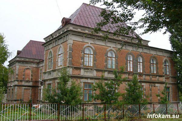 Женское городское начальное училище имени Пушкина