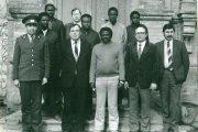 Делегация МВД представители Народной Республики Конго в Камышине