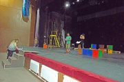 Идет репетиция (сайт Камышинского драматического театра)