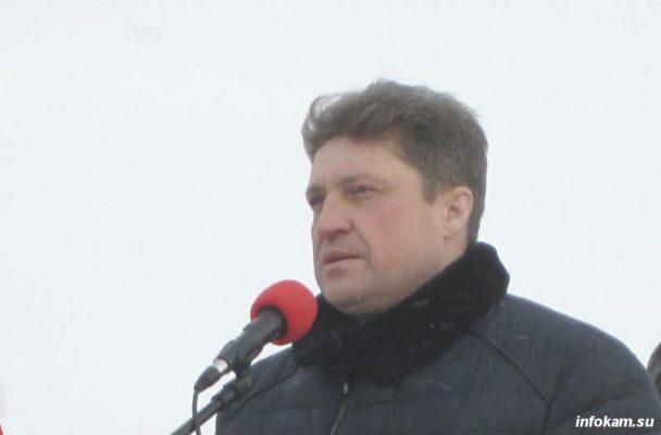 Глава Камышина Станислав Зинченко