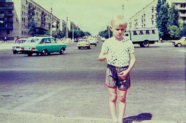 Камышин, 1980-е годы (автор Кирилл Нестеров)