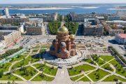 Храм Александра Невского в Волгограде