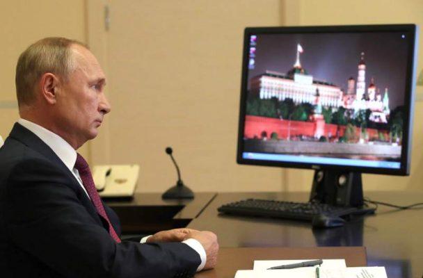 Владимир Путин (сайт главы государства)