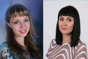 Надежда Колесникова и Виктория Сухарева
