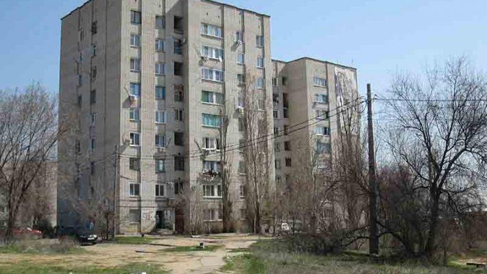Камышин. 11 квартал. Бывшие общежития