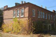 Камышин. Старинная школа «на Песчанке»