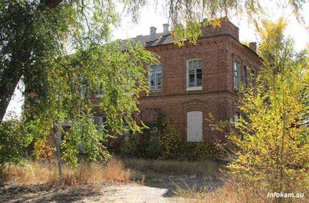 Камышин. Земская школа