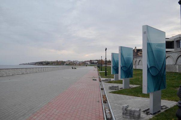 Камышин. Будущий музей под открытым небом (фото Юли Карпенко)