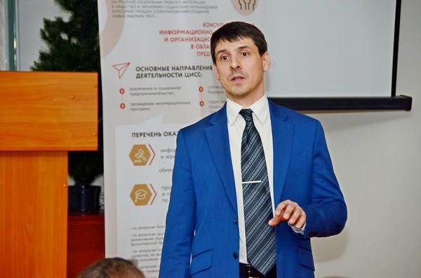 Д.И. Панченко (пресс-служба администрации Камышинского района)