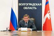Губернатор Волгоградской области Андрей Бочаров (пресс-служба областной администрации)