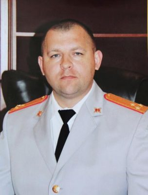 Начальник Межмуниципального отдела МВД России «Камышинский» Дмитрий Крупецкий