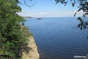 Волга у Камышина