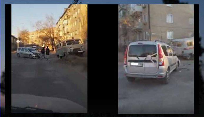 Последствия ДТП на улице Мира