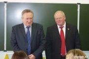 Николай Максюта и Владимир Ерофеев (2009 год. Из архива infokam.su)