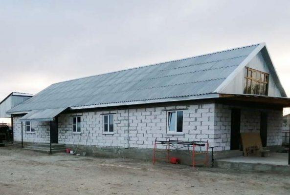 Дом животновода в селе Лебяжье (архив Андрея Липпарда)