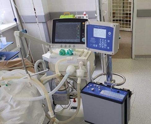 Оборудование для лечение (пресс-служба администрации Волгоградской области)