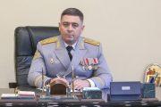 Генерал-майор внутренней службы Николай Сергеевич Любавин