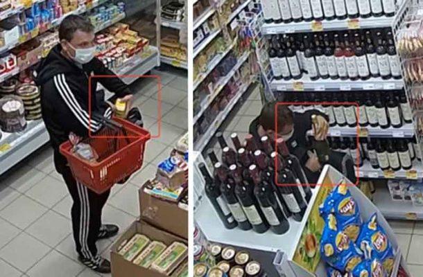 Кадры видеонаблюдения (ГУ МВД по Волгоградской области)