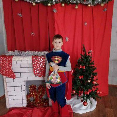 Максим Приходков (костюм «Супермэн»)